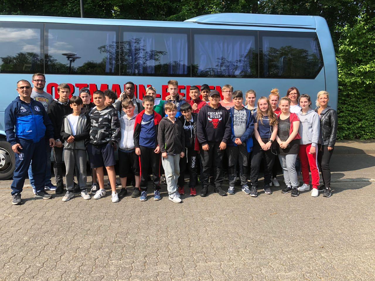 BSC Jugendfahrt 2018