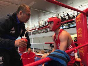 "Hasper Boxer in Herford ""Kampf um die Vielfalt"""