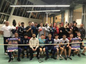 Hasper Boxer fiebern auf Event in eigener Halle zu
