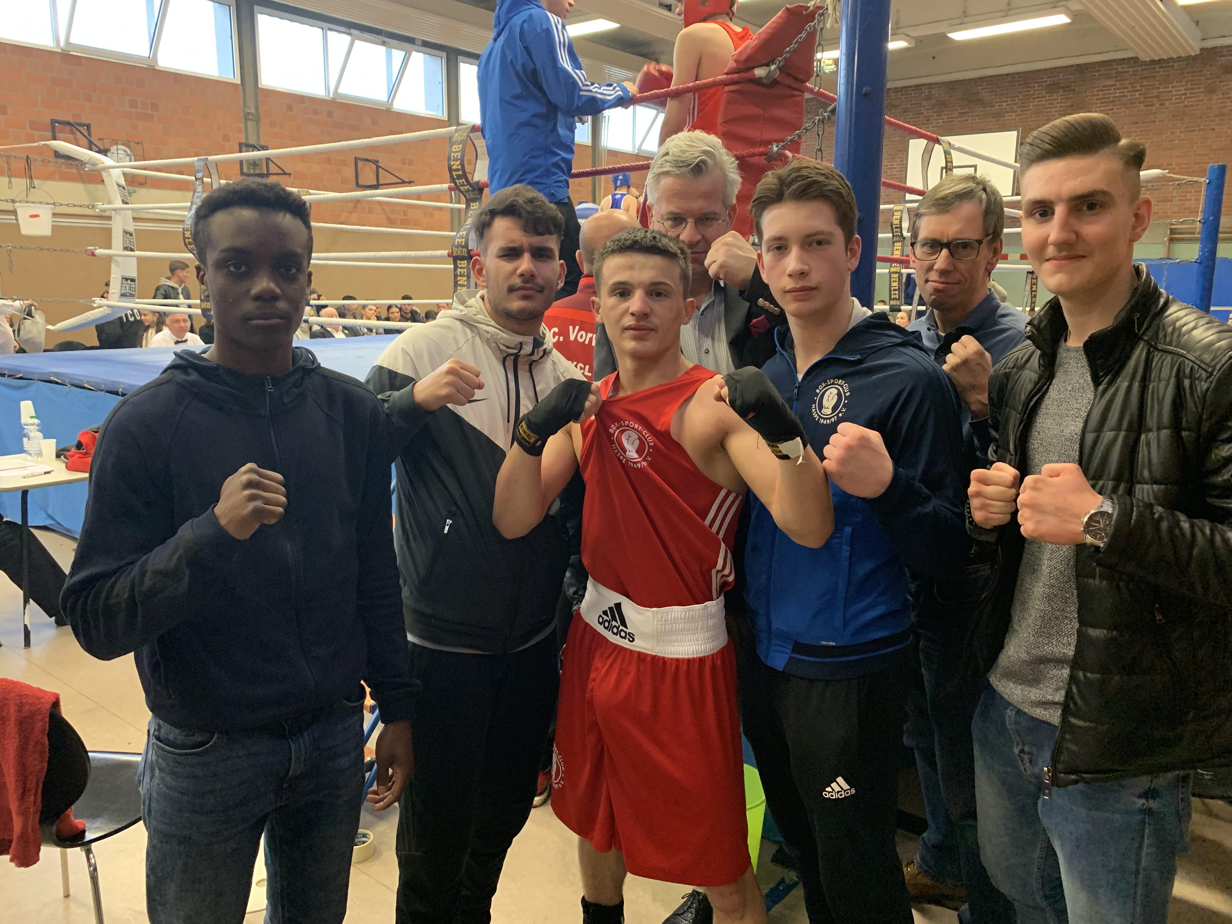 NRW Meisterschaft 2019 Halbfinale