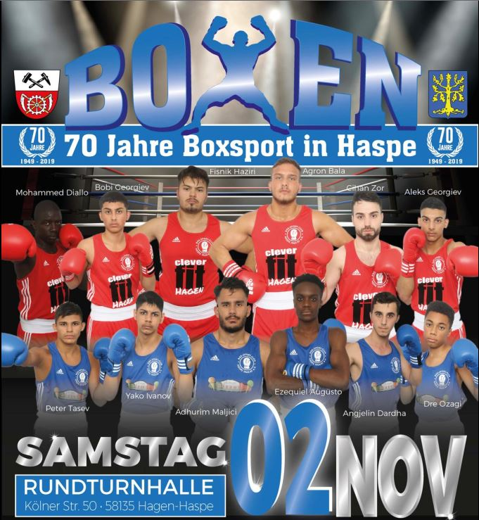 70 Jahre Boxsport in Haspe