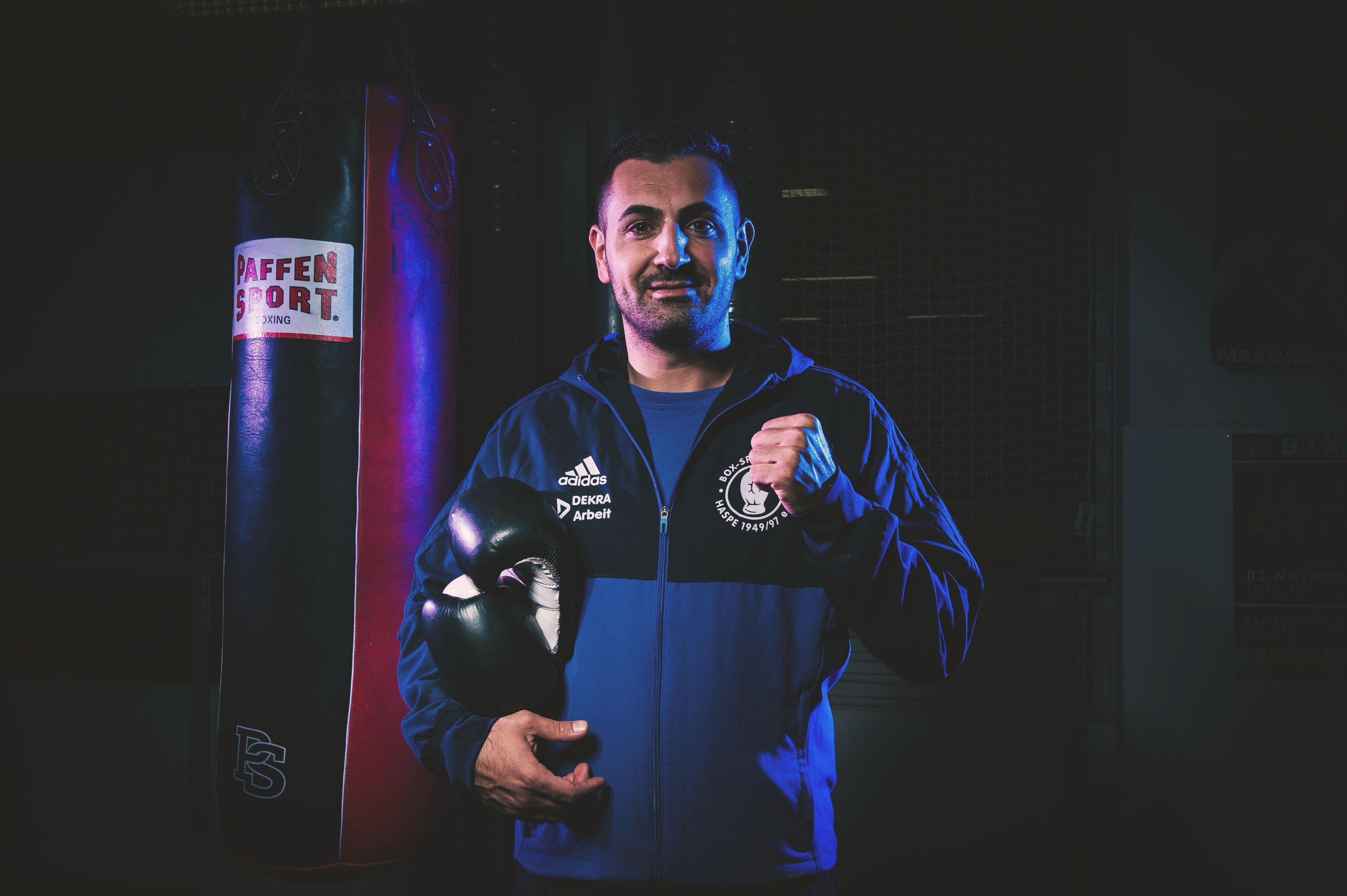 Fatih Kurukafa Trainer