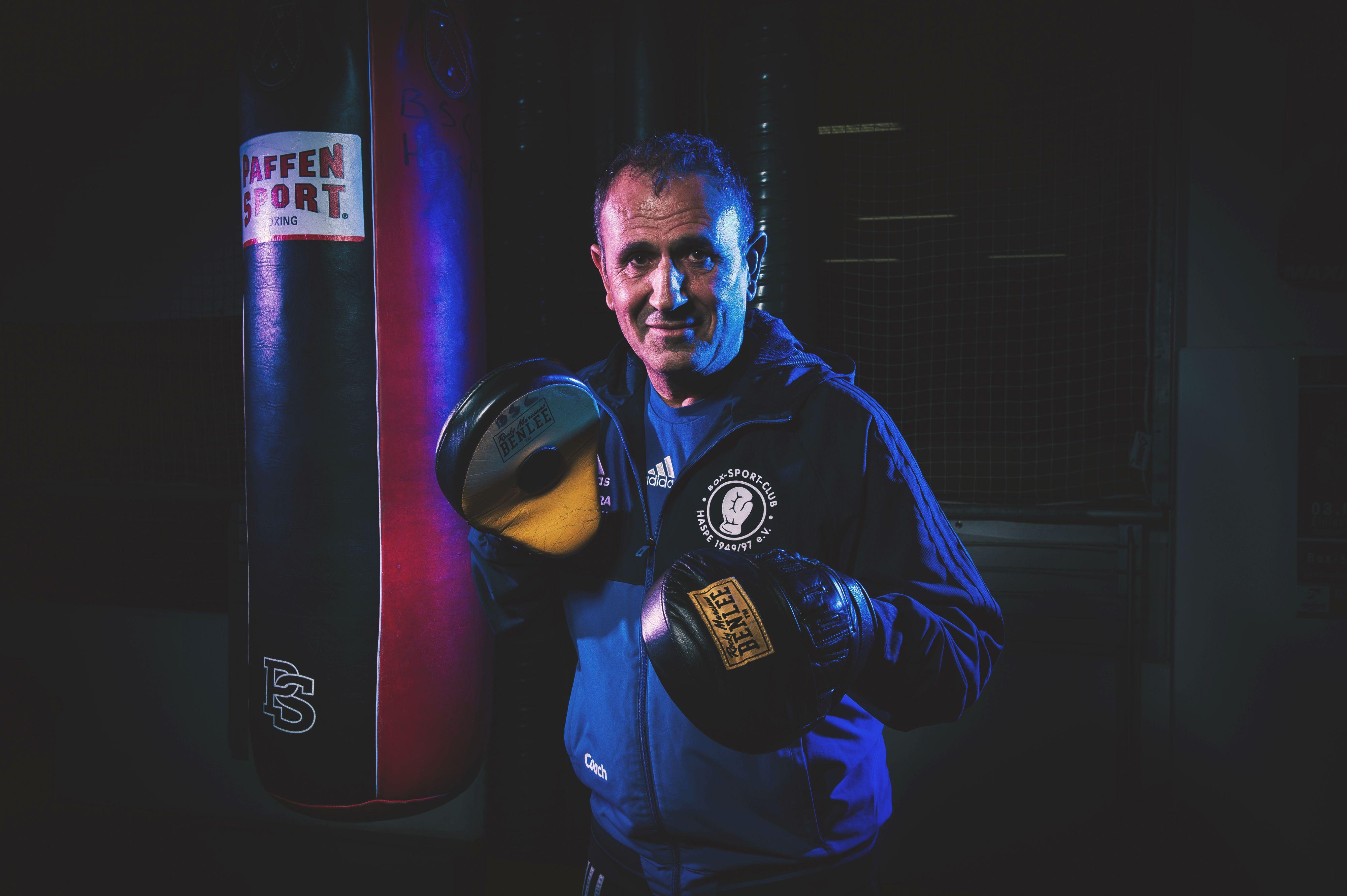 Mahmut Kurukafa Trainer